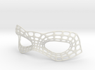 Mesh Mask in White Strong & Flexible