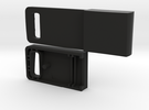 Usb Drive Case in Black Strong & Flexible