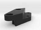 Brake_caliper_adapter in Black Strong & Flexible