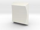 Video Mixer Button in White Strong & Flexible