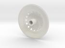 Serenade Ring 3 Cap in White Strong & Flexible