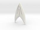 Fleet Badge in White Strong & Flexible