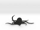 Octopus Figure in Black Strong & Flexible