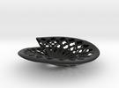Fruit bowl in Black Strong & Flexible