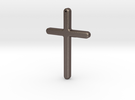 Simple Cross in Stainless Steel