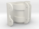 Bearing bracket in White Strong & Flexible