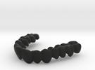 Kant-boven in Black Strong & Flexible