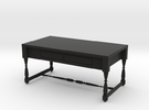 Table in Black Strong & Flexible