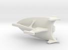 Corumai Fleet Action 2.5inch in White Strong & Flexible