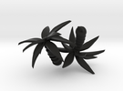 Palmtrees in Black Strong & Flexible