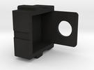 CustomPack in Black Acrylic
