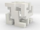 full cube in White Strong & Flexible