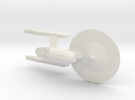 NTF Constitution Class Refit 1/7000 in White Strong & Flexible