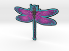 Dragonfly A in Full Color Sandstone