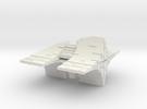 Fleet Scale Series 2: Alien Battleship in White Strong & Flexible