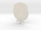 Santisima Trinidad- stern medalion in White Acrylic