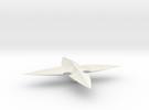 Roxas' Pendant in White Strong & Flexible