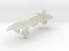 Retribution Battlecruiser in Transparent Acrylic