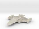 Romak Escort Frigate in White Acrylic