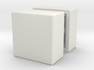 NeoCube Box in White Strong & Flexible