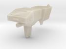 CCN 'Gladius' Frigate in White Acrylic
