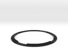 Jumanji Inner Ring in Black Strong & Flexible