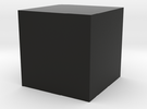 Cubo oco in Black Strong & Flexible