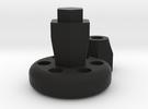 Gopro oversized Thumb Wheel V2 in Black Strong & Flexible