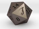 Island D20 in Stainless Steel