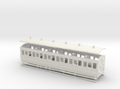 5.5mm scale Letterkenny and Burtonport Extension R in White Strong & Flexible