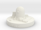 Diglett in White Strong & Flexible