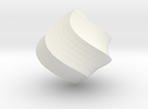 Cream in White Strong & Flexible