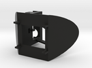 EZ* pod for Gopro HD (1 & 2) in Black Strong & Flexible