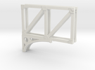 T1 33 Truss in White Strong & Flexible