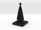 Halloween Tree2 in Black Strong & Flexible