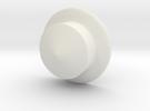 Kettle Helmet in White Strong & Flexible