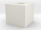 Box in White Strong & Flexible