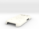 The Legend Of Zelda Case for Galaxy S3 in White Strong & Flexible Polished