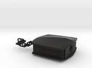 Mini Blackwing projector with chain in Black Strong & Flexible