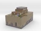 House in Full Color Sandstone