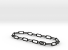 welded chain in Black Strong & Flexible