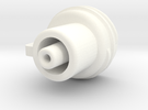 Embout GF V3b (1,5mm) in White Strong & Flexible Polished