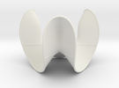 Cubic Surface KM 17 in White Strong & Flexible