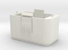 Cache batteries pour Phantom P2 modifié in White Strong & Flexible