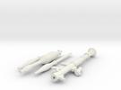 RPG7+ PG7/PG7-VR in White Strong & Flexible