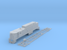 NE3305 N scale E33 loco - Conrail 4610 in Frosted Ultra Detail