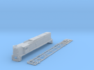 NE4401 N scale E44 loco - 4400-05 as built in Frosted Ultra Detail