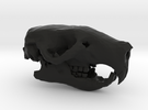 Mouse Skull in Black Strong & Flexible