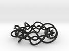 Circular Helix in Black Strong & Flexible