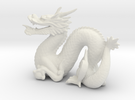 dragon in White Strong & Flexible